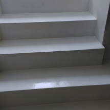 schody mikrocement